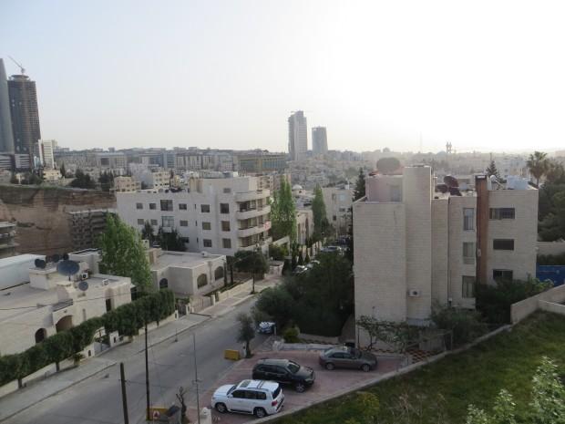 Amman Hotel View