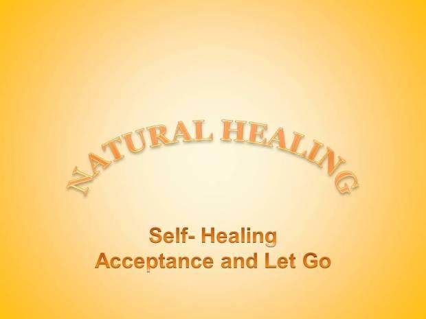 Self Healing - Acceptance