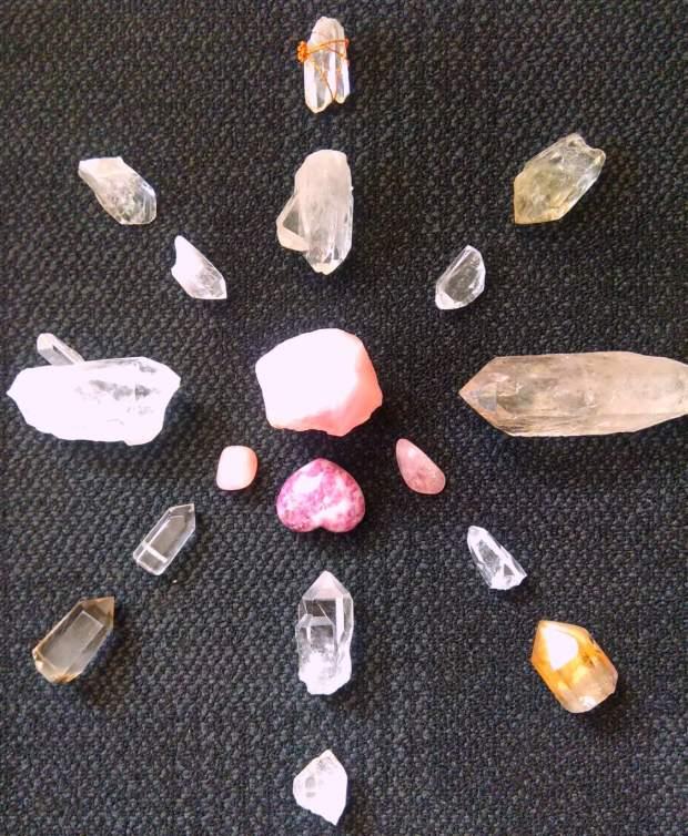 Crystal Grid 3